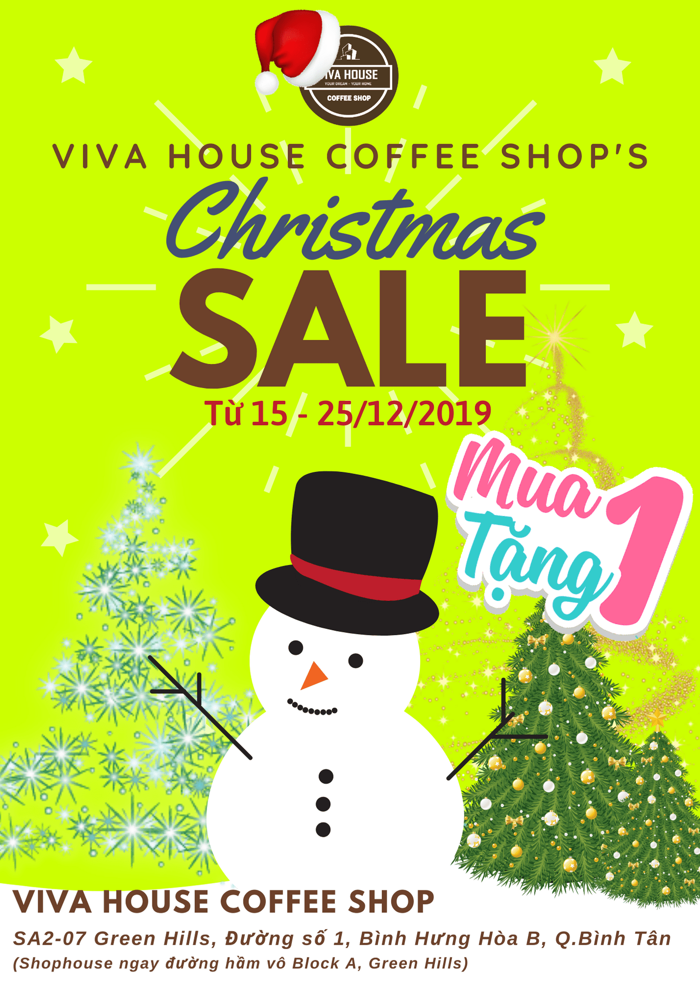 Viva House Coffee